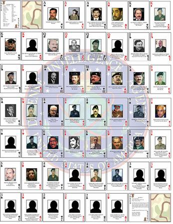 Al Qaeda Cards